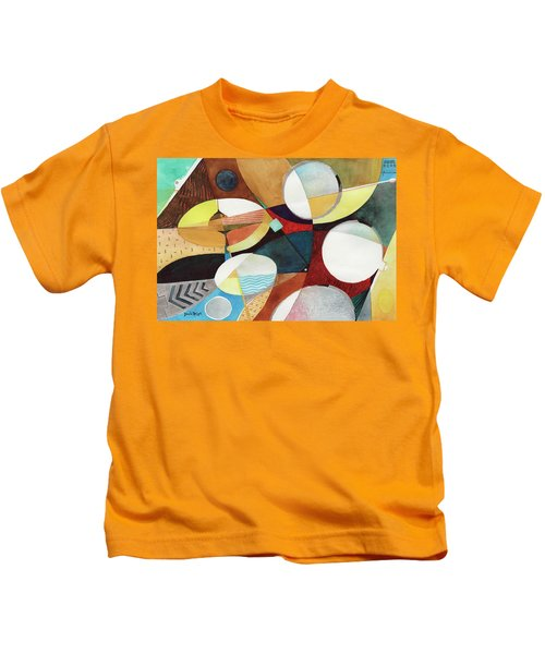 Snare And Hi-hat Kids T-Shirt