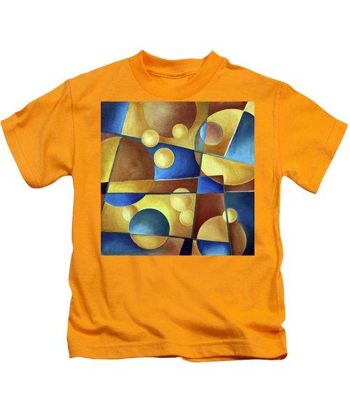 Spheres Kids T-Shirt