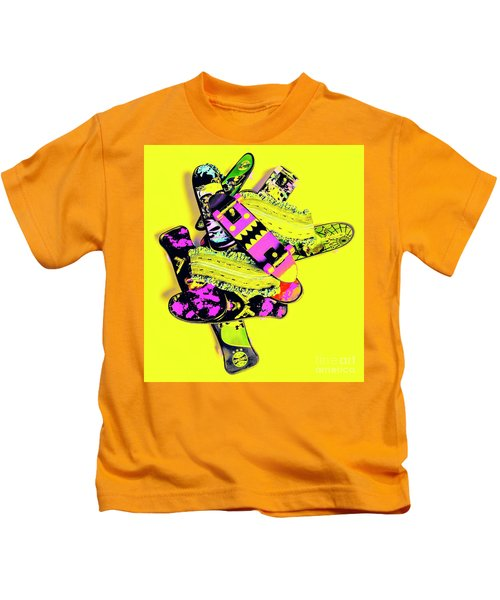 Still Life Street Skate Kids T-Shirt