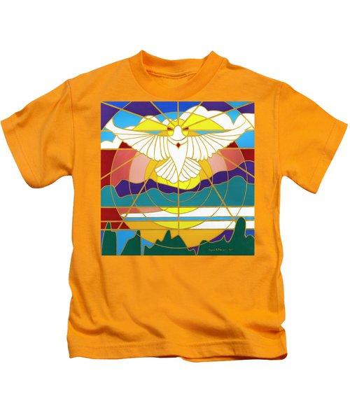 Sun Will Rise With Healing Kids T-Shirt