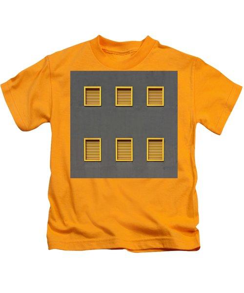 Verona Windows 3 Kids T-Shirt