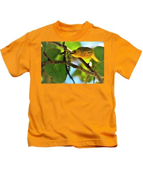 Warbler's Delight Kids T-Shirt