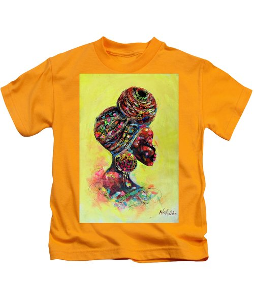 Wrapped Up Kids T-Shirt
