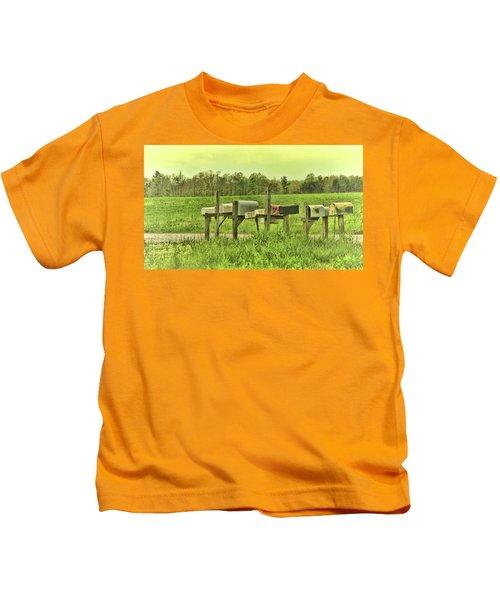 You Got Mail Kids T-Shirt