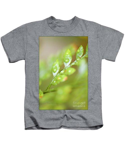 Fern Fronds Kids T-Shirt