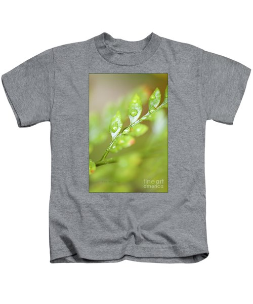 Fern Fronds Kids T-Shirt