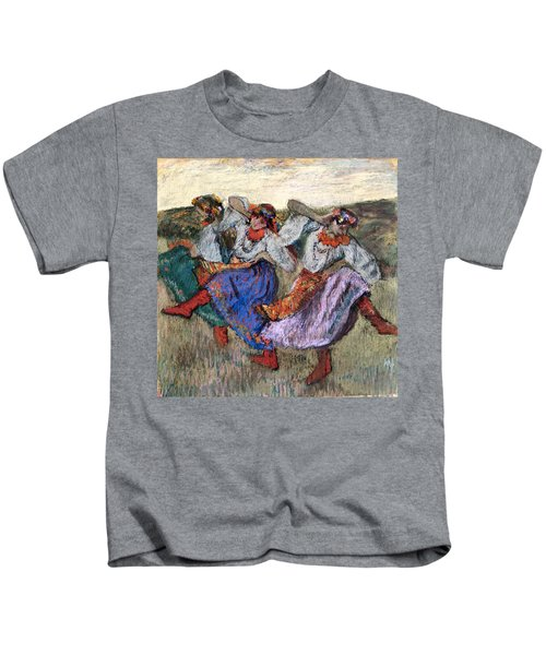 Russian Dancers Kids T-Shirt