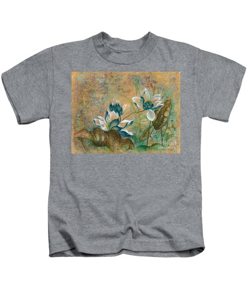 The Turquoise Incarnation Kids T-Shirt