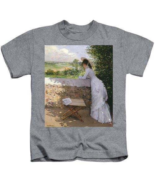 Un Figaro De Reve  Kids T-Shirt