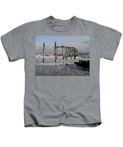 59th St. Pier Kids T-Shirt