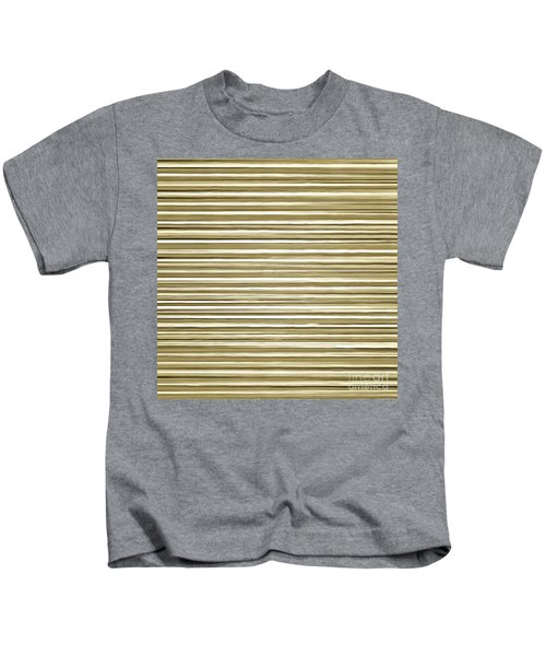 Abstract Lines 3 Kids T-Shirt