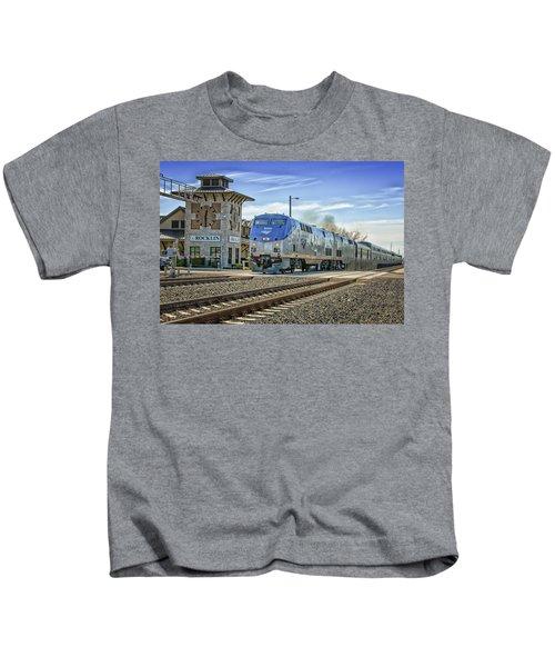 Amtrak 112 Kids T-Shirt