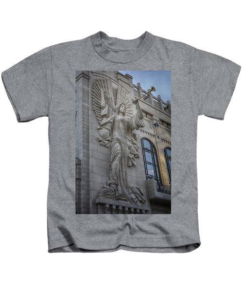 Bass Hall Angel Kids T-Shirt