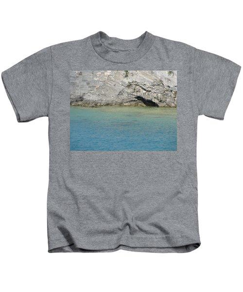 Bermuda Cave Kids T-Shirt