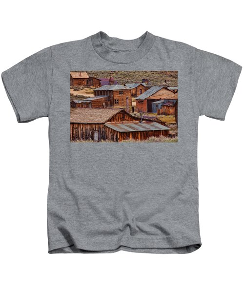 Bodie Ghost Town Kids T-Shirt