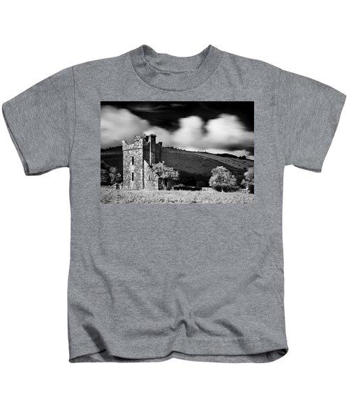 Castle Ruins / Ireland Kids T-Shirt