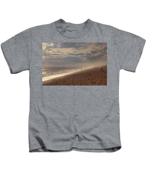 Chesil Beach Kids T-Shirt