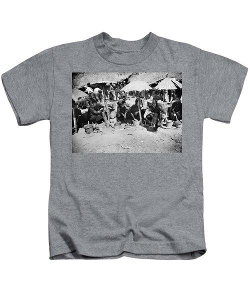 China Chefang, C1940 Kids T-Shirt