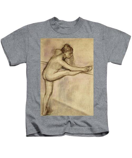 Dancer At The Bar Kids T-Shirt