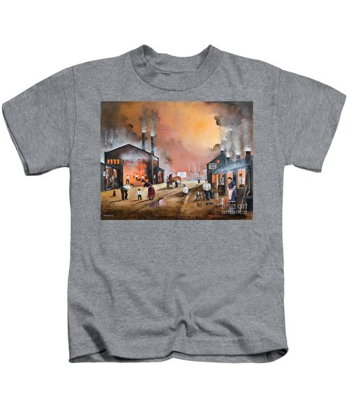 Dudleys By Gone Days Kids T-Shirt