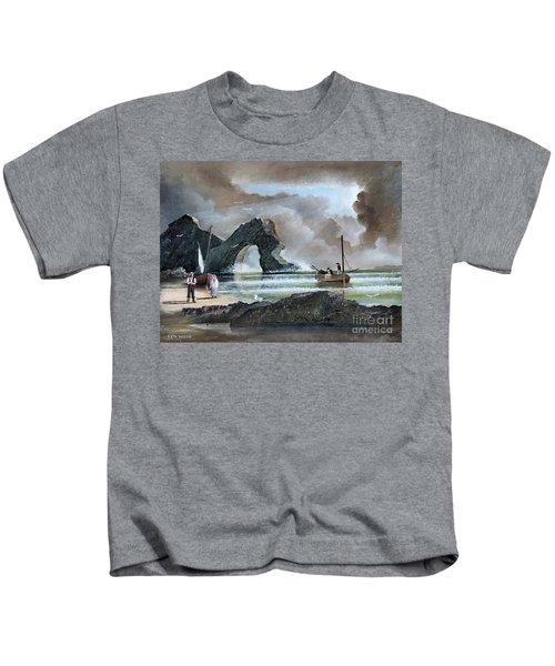 Durdle Door - Dorset Kids T-Shirt