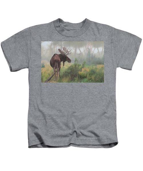 Early Morning Mist Kids T-Shirt
