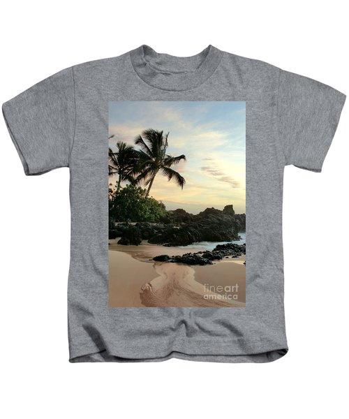 Edge Of The Sea Kids T-Shirt