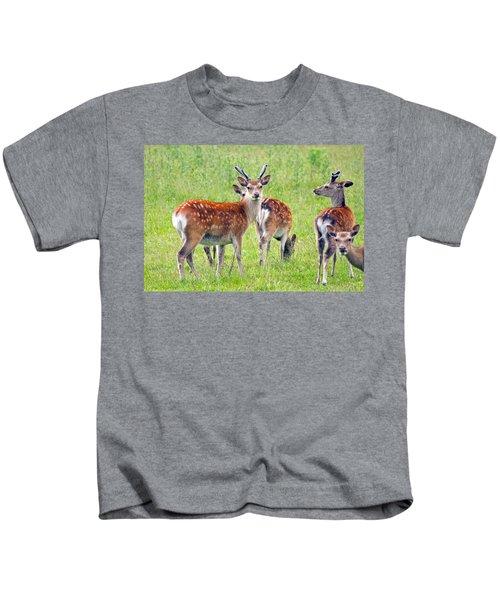 Fallow Deer Kids T-Shirt