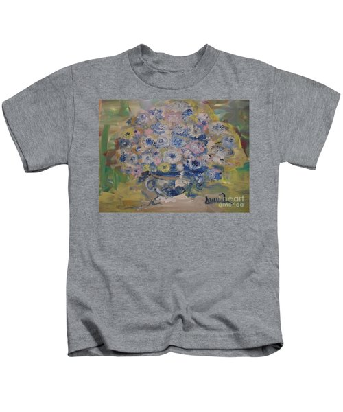 Flow Bleu Kids T-Shirt