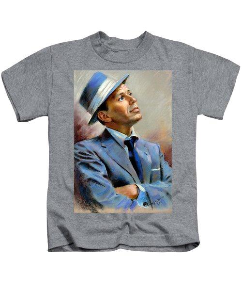 Frank Sinatra  Kids T-Shirt
