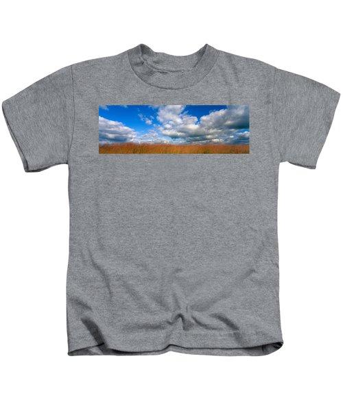 Hayden Prairie, Iowa, Usa Kids T-Shirt