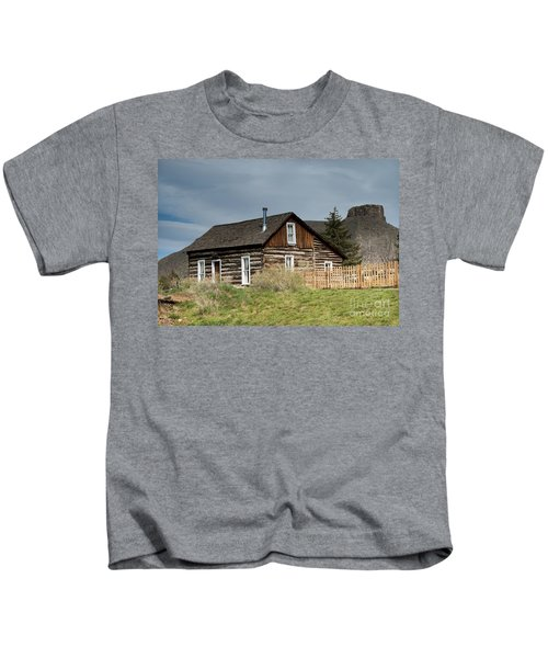 Log Cabin Kids T-Shirt