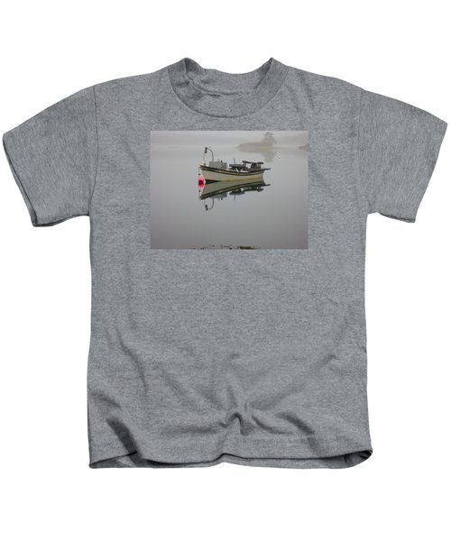 New Hampshire Sea Coast  Kids T-Shirt