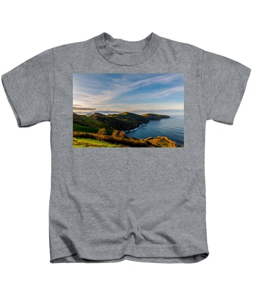 Out Bond To The Sea Kids T-Shirt