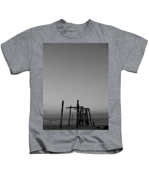 Pier Portrait Kids T-Shirt