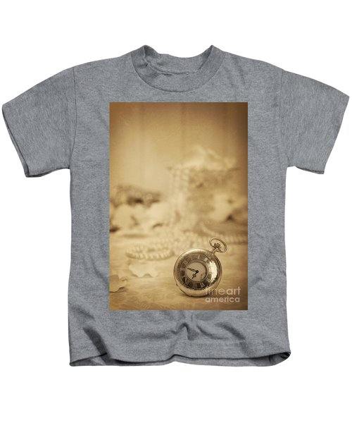 Pocket Watch Kids T-Shirt