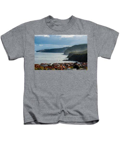 Rocks Of Strength Kids T-Shirt