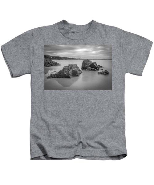Seselle Beach Galicia Spain Kids T-Shirt