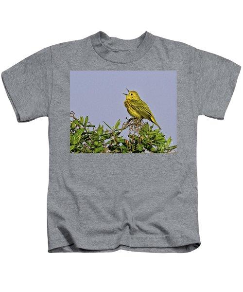 Singing Kids T-Shirt