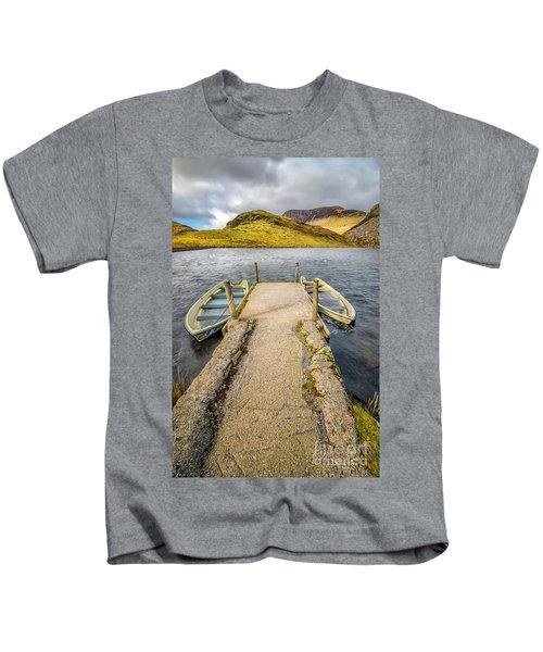 Sunken Boats Kids T-Shirt