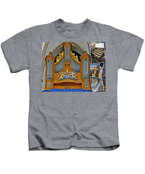 Temple Church London Kids T-Shirt