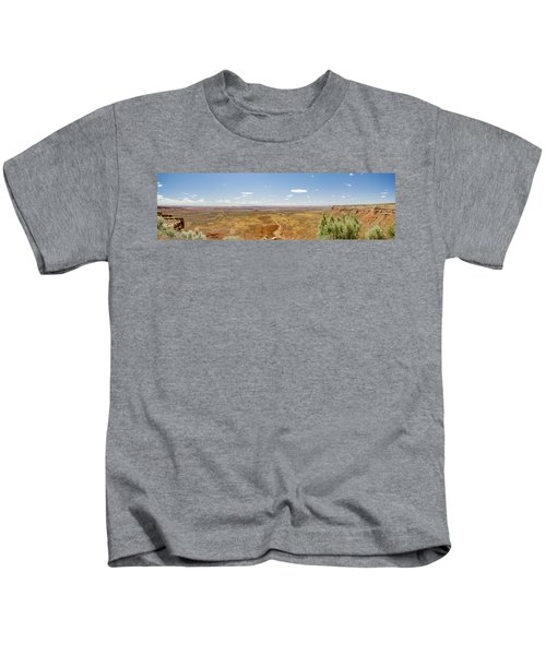 Twelve Hundred Feet Up Kids T-Shirt