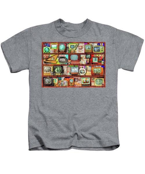 Les Fleurs Kids T-Shirt