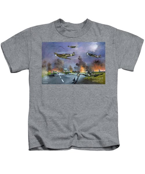 Up For The Chase Kids T-Shirt