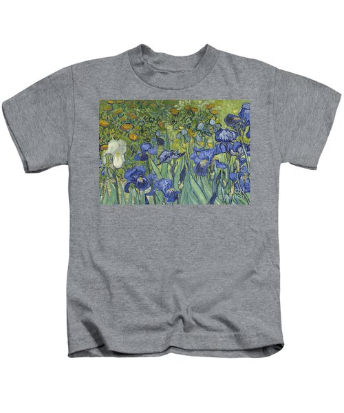 Irises Kids T-Shirt