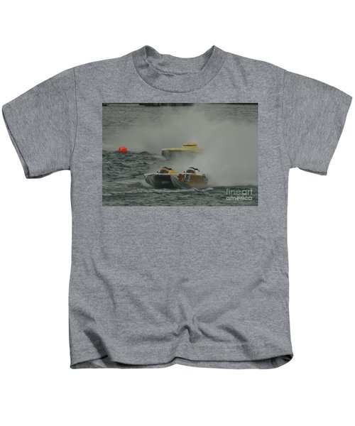Port Huron Sarnia International Offshore Powerboat Race Kids T-Shirt