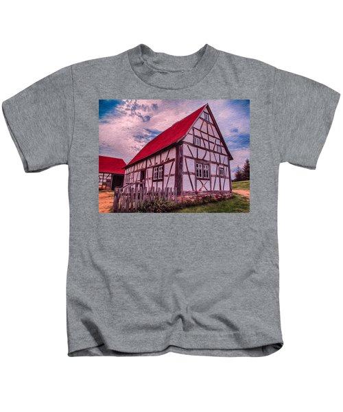 1700s German Farm Kids T-Shirt