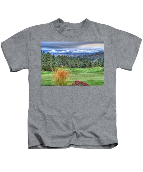 18th At The Ridge Kids T-Shirt
