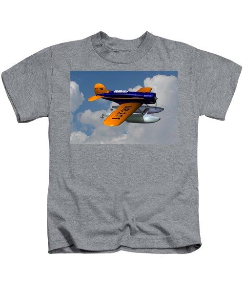 1930 Lockheed Model 8 Sirius Kids T-Shirt