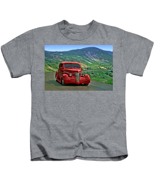 1939 Chevrolet Coupe Kids T-Shirt